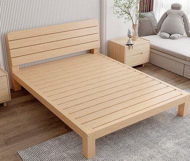 GOBF12-Solid wood Bed Frame