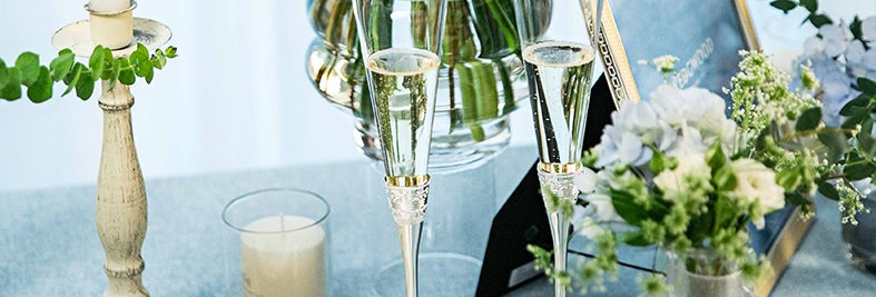 AFT46- Wine glass*2pcs