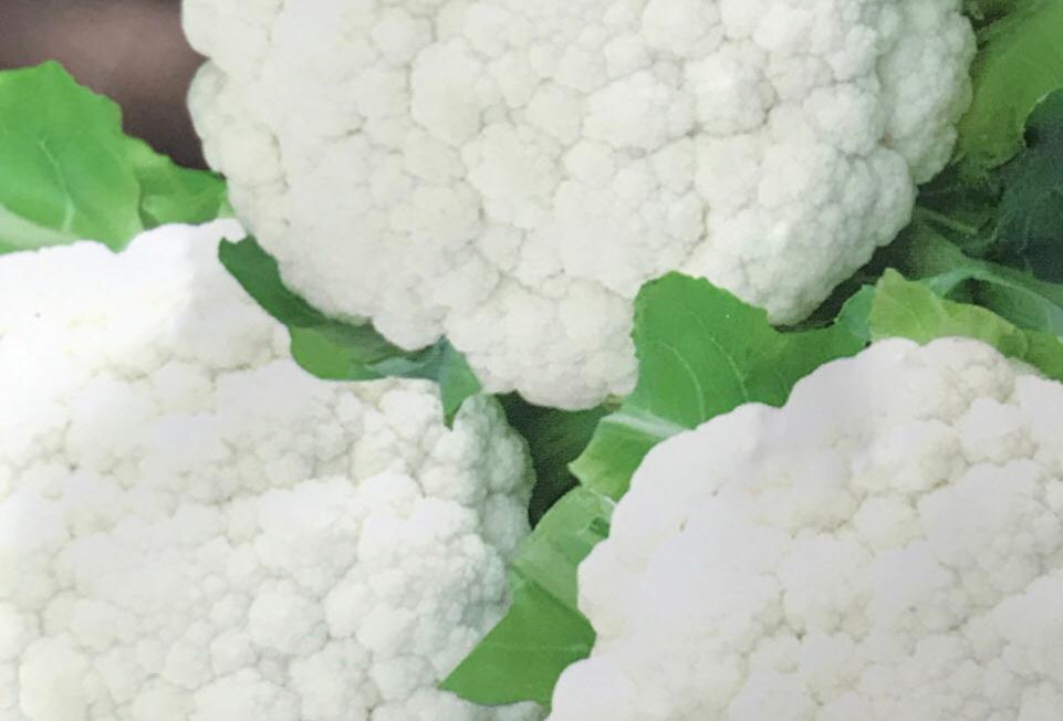SC006 - Vegetable Seed      Cauliflower