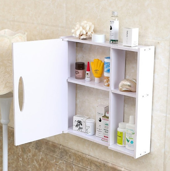 BATR16-Wall Bathroom Shelves
