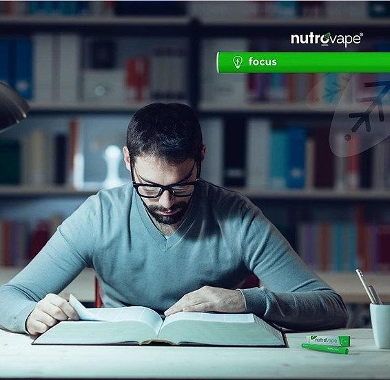 Nutrovape Focus 集中專注