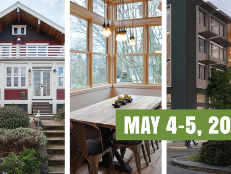 Announcing the 2019 Northwest Green Home Tour!
