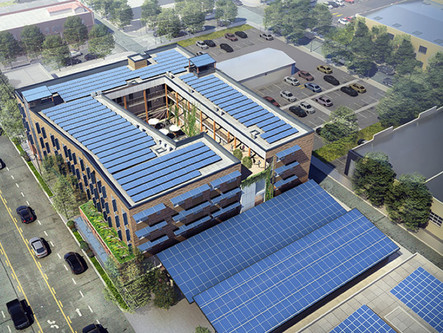 Hopeworks Station II - Net Zero Energy