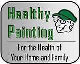 Healthy Painting Logo for NW EcoBuilding