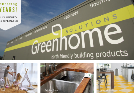 Meet Presenting Sponsor - Greenhome Solutions!