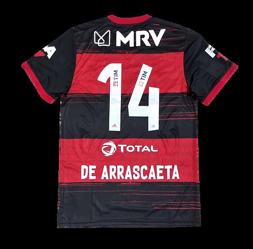 Flamengo 2020 Home De Arrascaeta