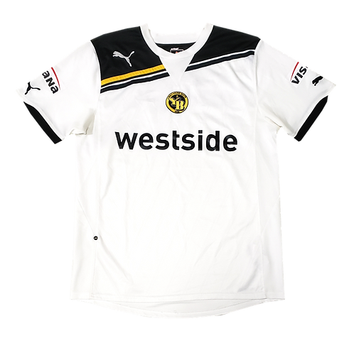 Young Boys 2010 Away