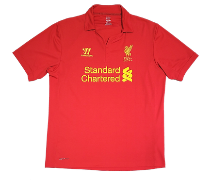 Liverpool 2012 Home