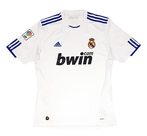 Real Madrid 2010 Home
