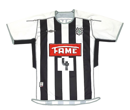 Figueirense 2003 Home de Jogo #4
