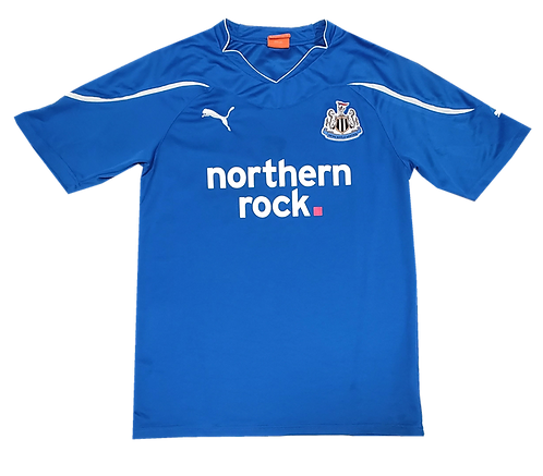 Newcastle 2010 Away