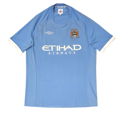 Manchester City 2010 Home