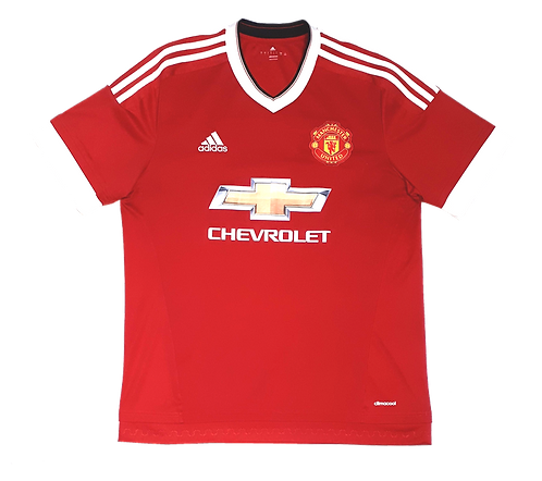 Manchester United 2015 Home GG