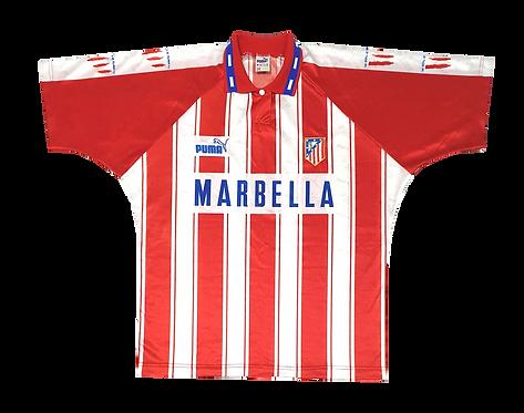 Atlético de Madrid 1994 Home