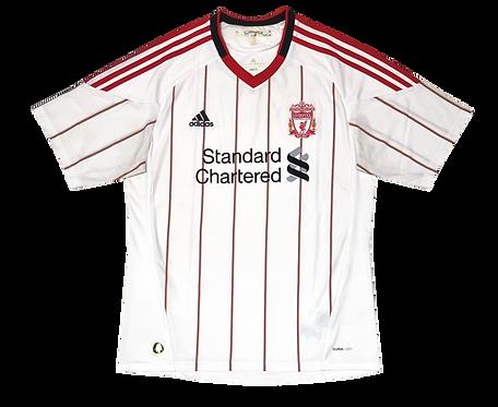 Liverpool 2010 Away