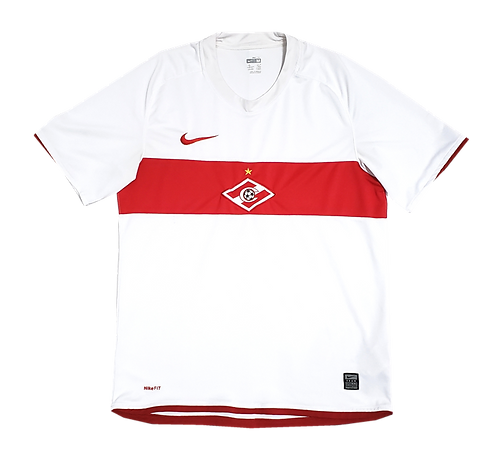 Spartak Moscou 2008 Away