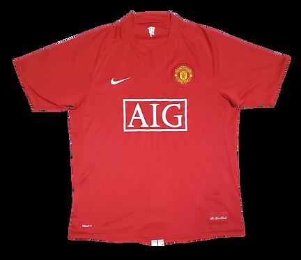 Manchester United 2007 Home Importada