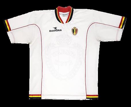 Bélgica 1998 Away