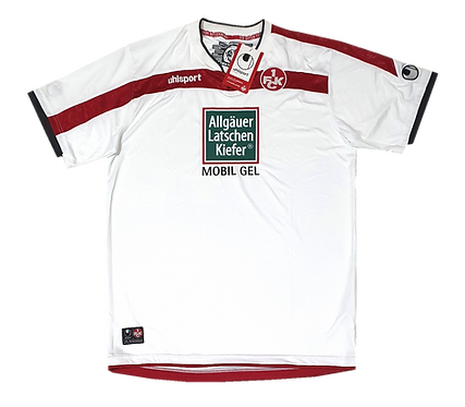 Kaiserslautern 2013 Away