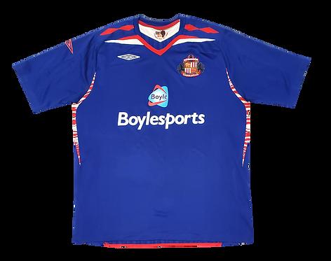 Sunderland 2007 Third
