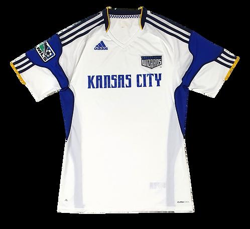 Kansas City Wizards 2010 Away