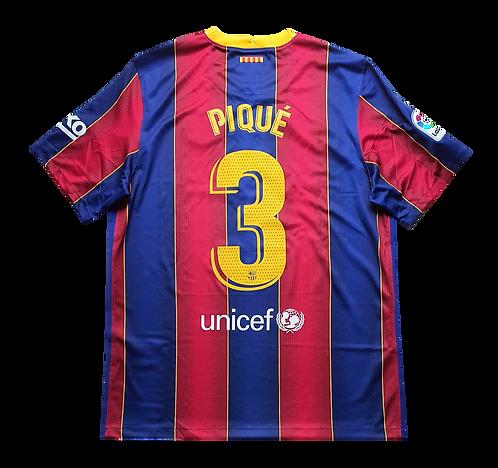 Barcelona 2020 Home #3 Pique
