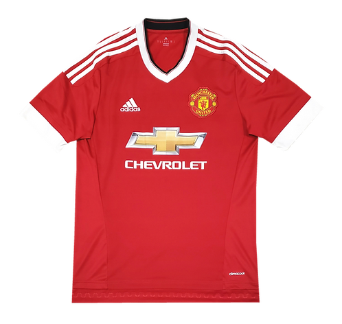 Manchester United 2015 Home