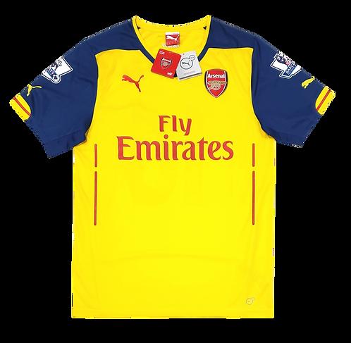 Arsenal 2014 Away #16 Ramsey