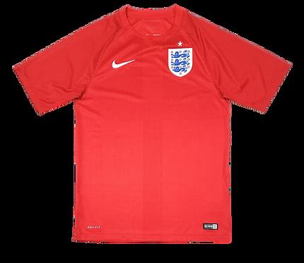 Inglaterra 2014 Away
