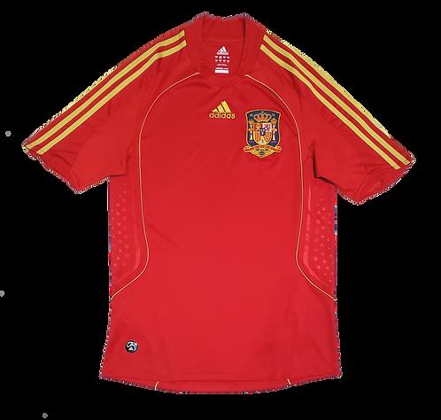 Espanha 2008 Home