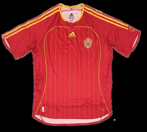 Espanha 2006 Home