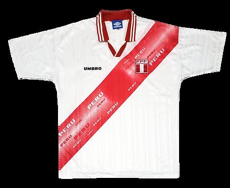 Peru 1996 Home