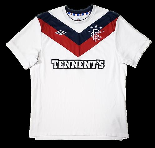 Rangers 2011 Third