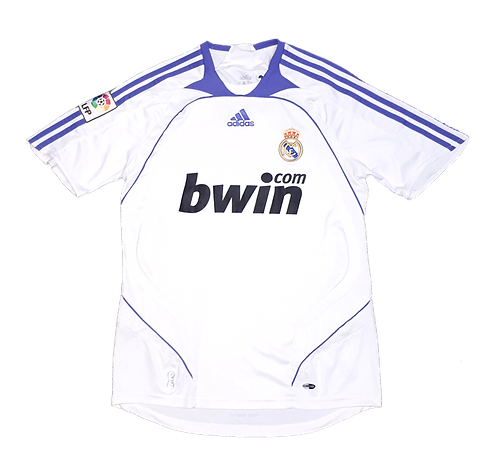 Real Madrid 2007 Home