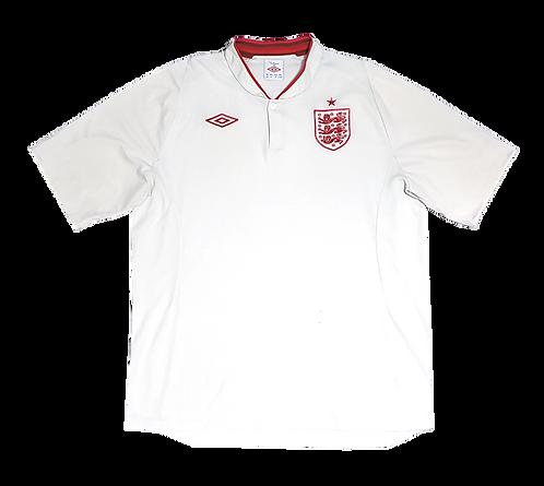 Inglaterra 2012 Home