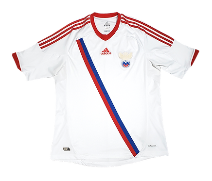 Rússia 2012 Away M