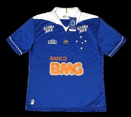 Cruzeiro 2013 Home #16 Lucas Silva