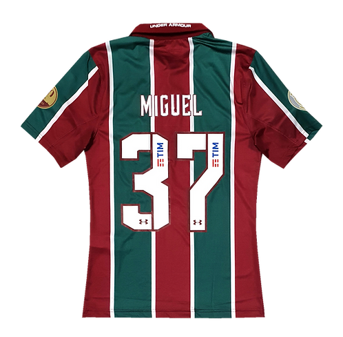 Fluminense 2019 Home de Jogo #37 Miguel