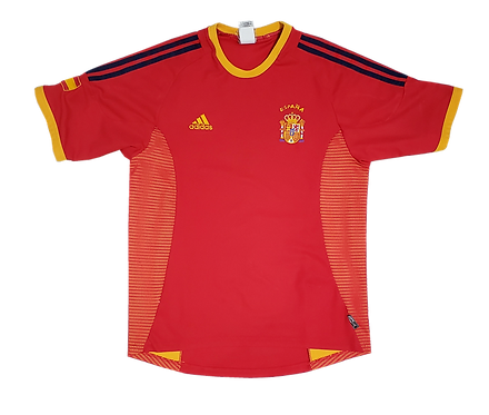 Espanha 2002 Home 4/6