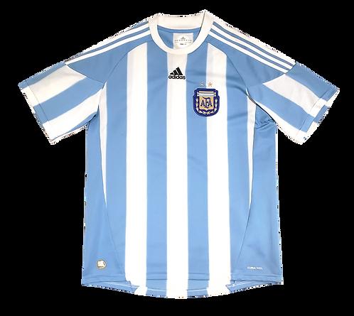 Argentina 2010 Home