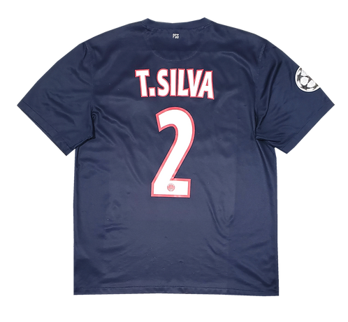 PSG 2012 Home #2 Thiago Silva
