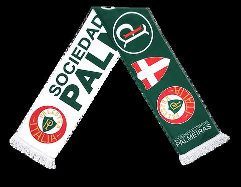 Cachecol Palmeiras Escudos