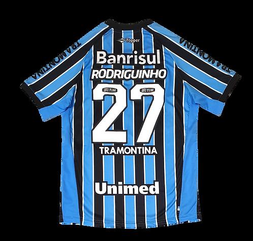 Grêmio 2014 Home de Jogo #27 Rodriguinho