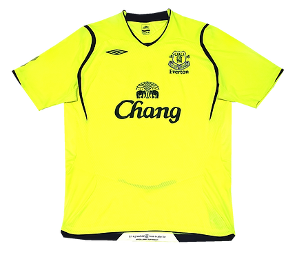 Everton 2008 Third
