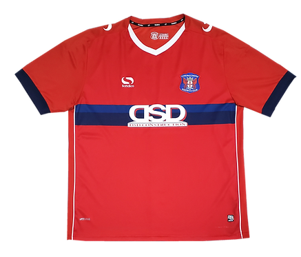 Carlisle United 2016 Away