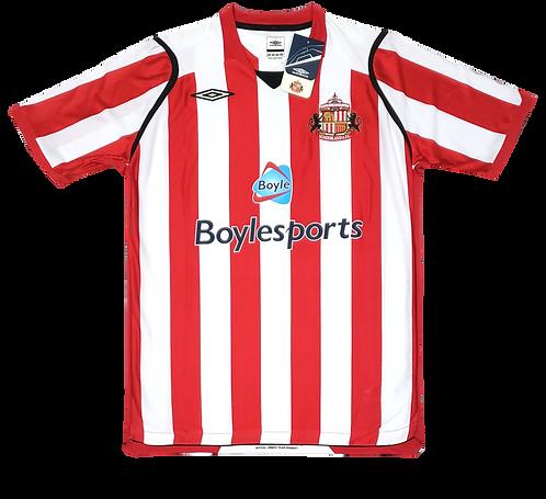Sunderland 2008 Home