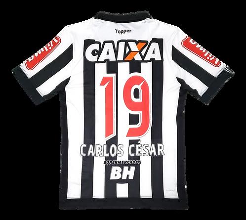 Atlético MG 2017 Home de Jogo Carlos Cesar