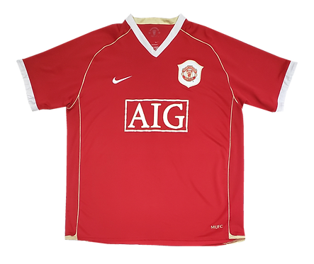 Manchester United 2006 Home