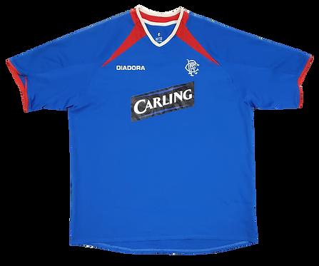 Rangers 2003 Home