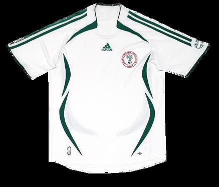 Nigéria 2006 Home